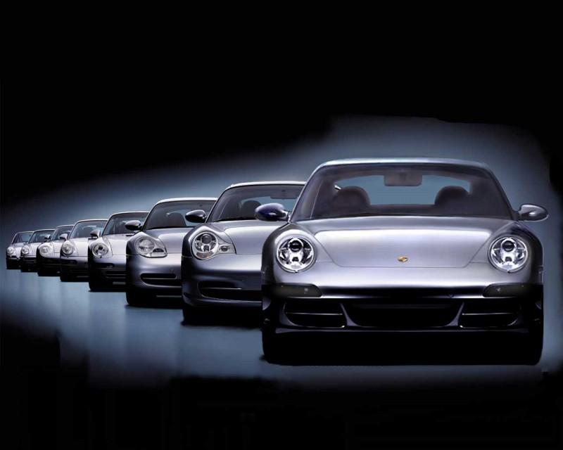 Porsche-911-Complete-Evolution_Wallpaper