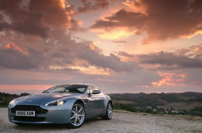 2007-Aston-Martin-V8-Vantage-Sunset-1600x1200